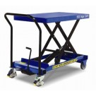 Table élévatrice manuelle surbaissée - Capacité 500kg