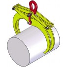 Pince pour ronds et tubes - 500kg