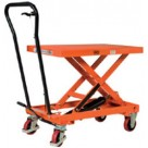 Table elevatrice mobile - 150kg