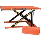 Table elevatrice fixe - 2 tonnes