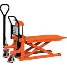 Transpalette/table elevatrice - 500kg
