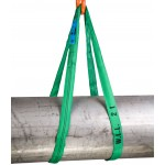 Elingue sangle ronde polyester - CMU 2000 kg