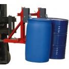 Pince à fût automatique universelle pour 2 fûts 500 et 1000 kg