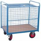 Chariot conteneur - 500 kg