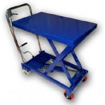 Table elevatrice - 150kg