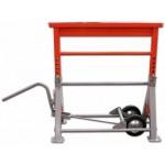Béquille sécurité camion - 15 000 kg