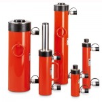 Vérin hydraulique - 20 tonnes - 250 mm