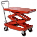 Table elevatrice manuelle - 500kg