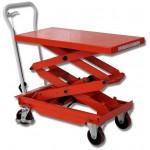 Table elevatrice manuelle - 1000kg
