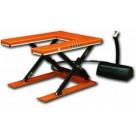 Table elevatrice fixe - 1000kg