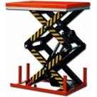 Table elevatrice à 2 ciseaux - 1000kg