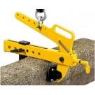 Pince pour blocs de pierre - 250 à 500kg - prise 240mm