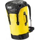Sac transport jaune 45L