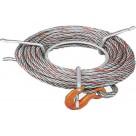 Câble pour tirfor TRACTEL - CMU 300kg