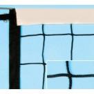 Filet de volley-ball - mailles tressées nouées