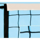 Filet de volley-ball - mailles tressées sans noeud - 5mm
