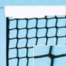 Filet de tennis - mailles tressées sans noeud