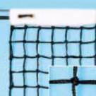 Filet de tennis - mailles tressées nouées