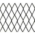 Filet de volière maille losange 35 x 35 mm