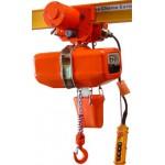 Palan électrique à usage industriel tri avec chariot électrique - 1 ou 2 vitesses - 500 à 5000kg