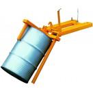 Retourneur de fût mécanique - Capacité 400kg