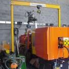 Portique d'atelier roulant en charge - 500 à 3200 kg - 2.5 à 5 mètres