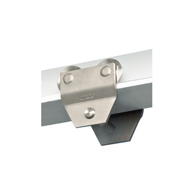 Chariot porte palan inox professionnel for Chariot inox professionnel