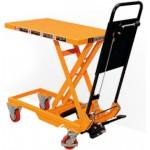 Table elevatrice manuelle - 150kg