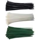 Lot de collier serre-cable en nylon