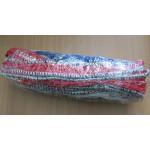 Filet cloture bleu blanc rouge 1 x 10 mètre