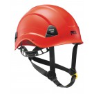 Casque rouge - VERTEX best - rouge