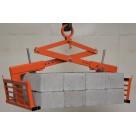 Pince pour blocs beton ou d'agglos - série commerciale